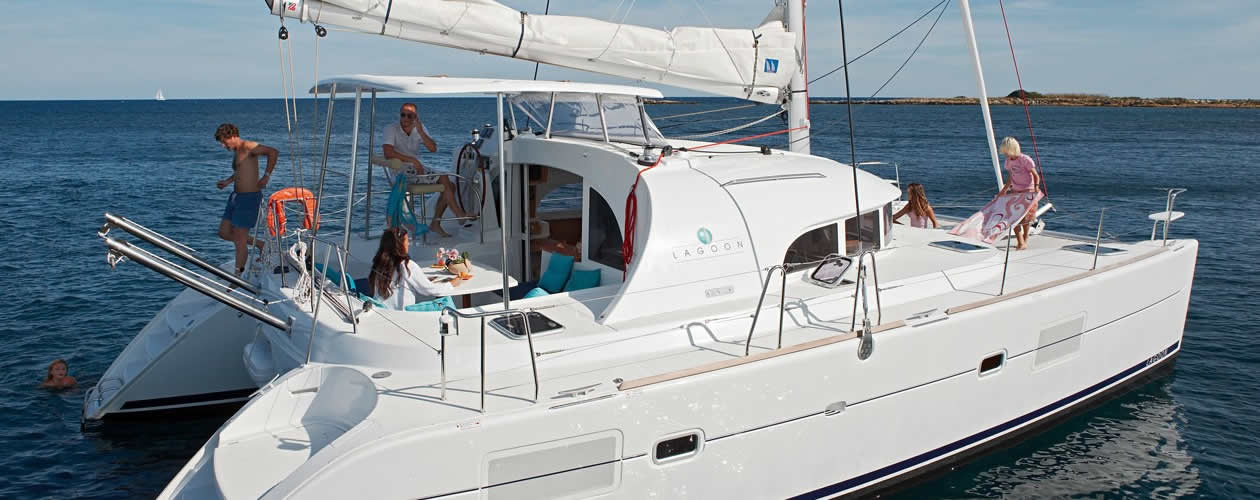 Catamaran hire in Marbella